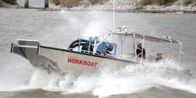 Work Boats Card