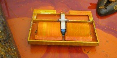TDS118 palm oil skimmer