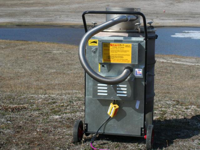 Smartash personal incinerator