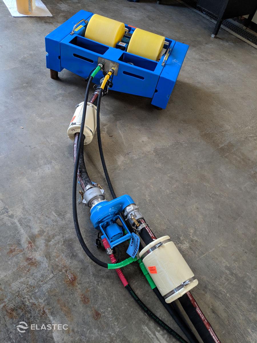 MiniMax Oil Skimmer with pump